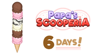 6 days to Scooperia