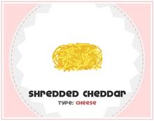 Shreddedcheddar