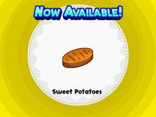 Sweet Potatoes Sushiria
