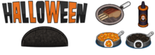 Halloween Ingredients - Taco Mia HD-0