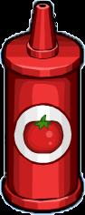 Ketchup Transparent - Hot Doggeria