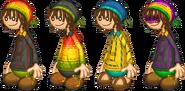 PLP Hacky Zak Outfits