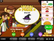 Witch prize