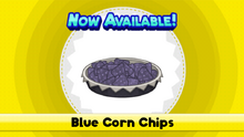 Blue Corn Chips TMTG