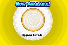 Eggnog Alfredo Pizzeria HD