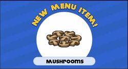 Unlocking mushrooms