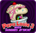 Papa Louie 3 gameicon