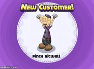 Pinch Hitwell unlocked in Papa's Cupcakeria