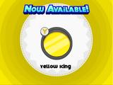 Yellow Icing