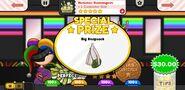 Papa's Wingeria To Go! Hummus Humongous Prize