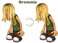 Gremmie Cleanup