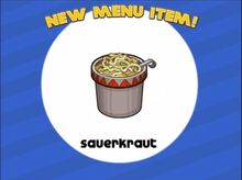 Unlocking sauerkraut
