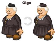 Olga Clean Up