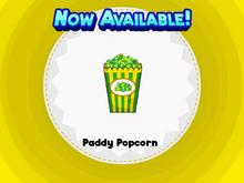 Paddy Popcorn