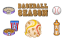 PapasScooperia - Baseball Season Ingredients