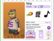 Skip Style B