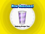 Galaxy Grape Tea