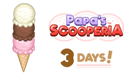 3 days to Scooperia