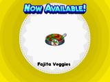 Fajita Veggies