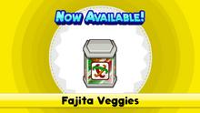 Fajita Veggies (HTG)