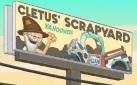 Cletus scrapyard