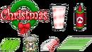 Christmas toppings sushiria by amelia411-das4uyf