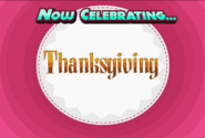 Thanksgivingcelebration