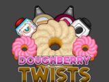 Doughberry Twists