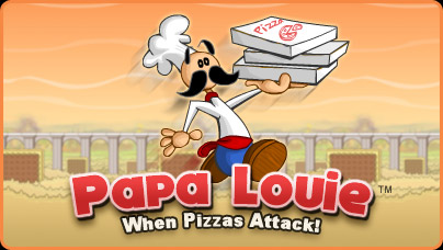 Papa Louie When Pizzas Attack Flipline Studios Wiki