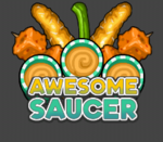 Awesome Saucer (Logo)