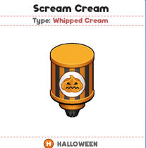 Scream Cream (PTG)