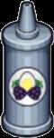Blackberry Remoulade Transparent