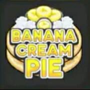 Banana Cream Pie Logo