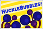 Huckleberry Bubbles Poster