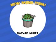 Papa's Freezeria - Shaved Mints