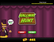 Mini Game - Hallway Hunt