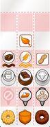 Sienna's DTG! Thanksgiving order