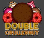 Double Crullernut