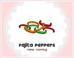 Fajita Peppers