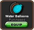 B3 Water Balloons