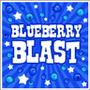 Blueberry Tea Poster