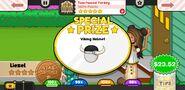 Papa's Cheeseria To Go! Toastwood Turkey Prize