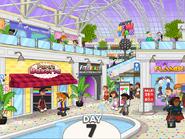 Papa'sBakeria - Whiskview Mall durante Año Nuevo