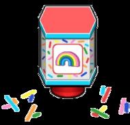 Rainbow Sprinkles- DTG!