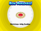 Christmas Jelly Cookies