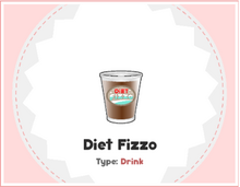 Diet Fizzo (HHD)