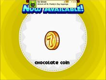 Papa's Cupcakeria - Chocolate Coin