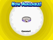 Coconut Scooperia