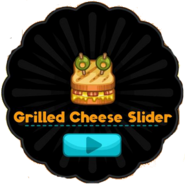 Grilled Cheese Slider