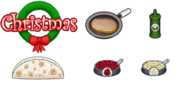 Christmas Ingredients - Taco Mia HD